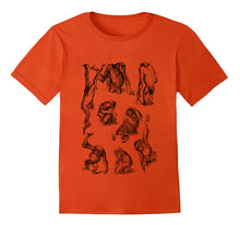 Load image into Gallery viewer, Chimps'study Tshirt