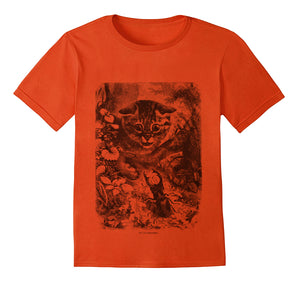 Hunting cat Tshirt