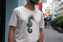 Load image into Gallery viewer, Seahorse Tshirt