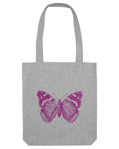 Butterfly tote-bag