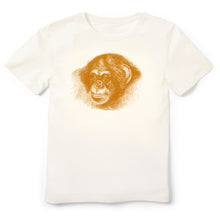 Load image into Gallery viewer, Chimpanzee Portrait Tshirt