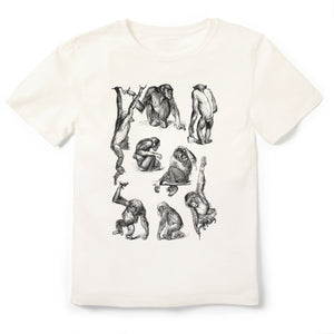 Chimps'study Tshirt