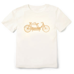 Double bike Tshirt