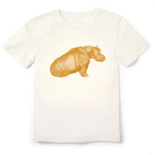 Load image into Gallery viewer, Hippo Tshirt