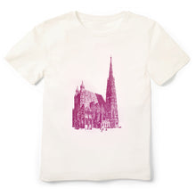 Load image into Gallery viewer, Stephansdom (St. Stephen's Cathedral) Tshirt