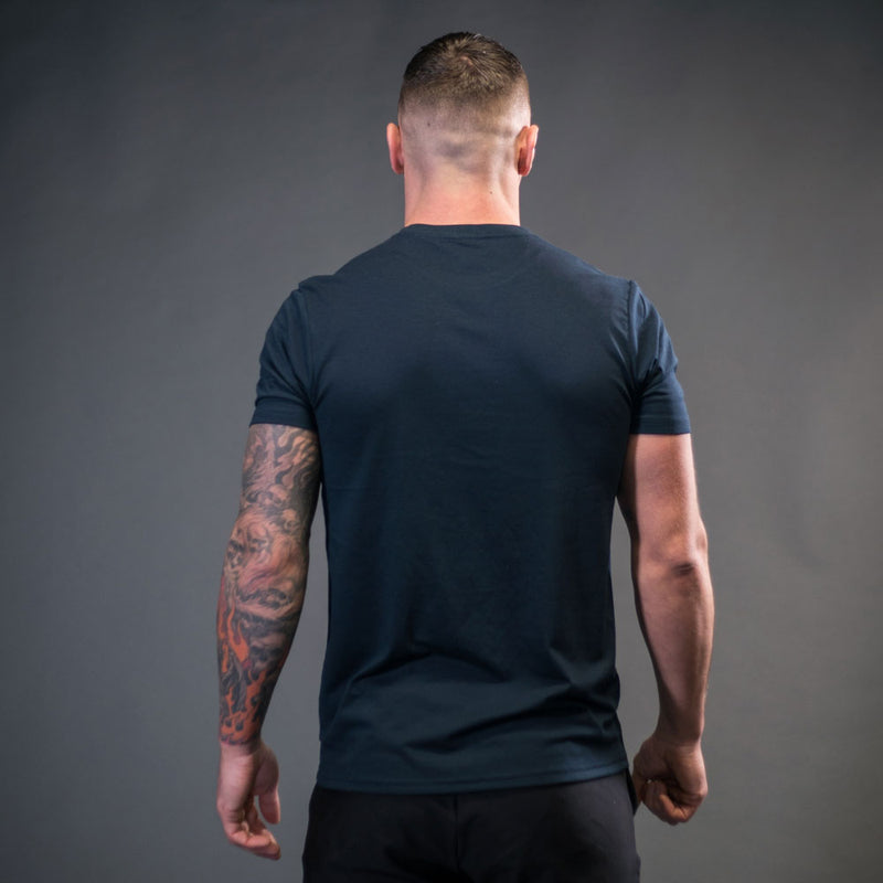 The Inertia T Navy
