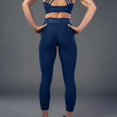 Koncept Fitwear Midnight Women's Pocket Leggings