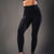 The Ribbed Leggings - Black - Koncept Fitwear