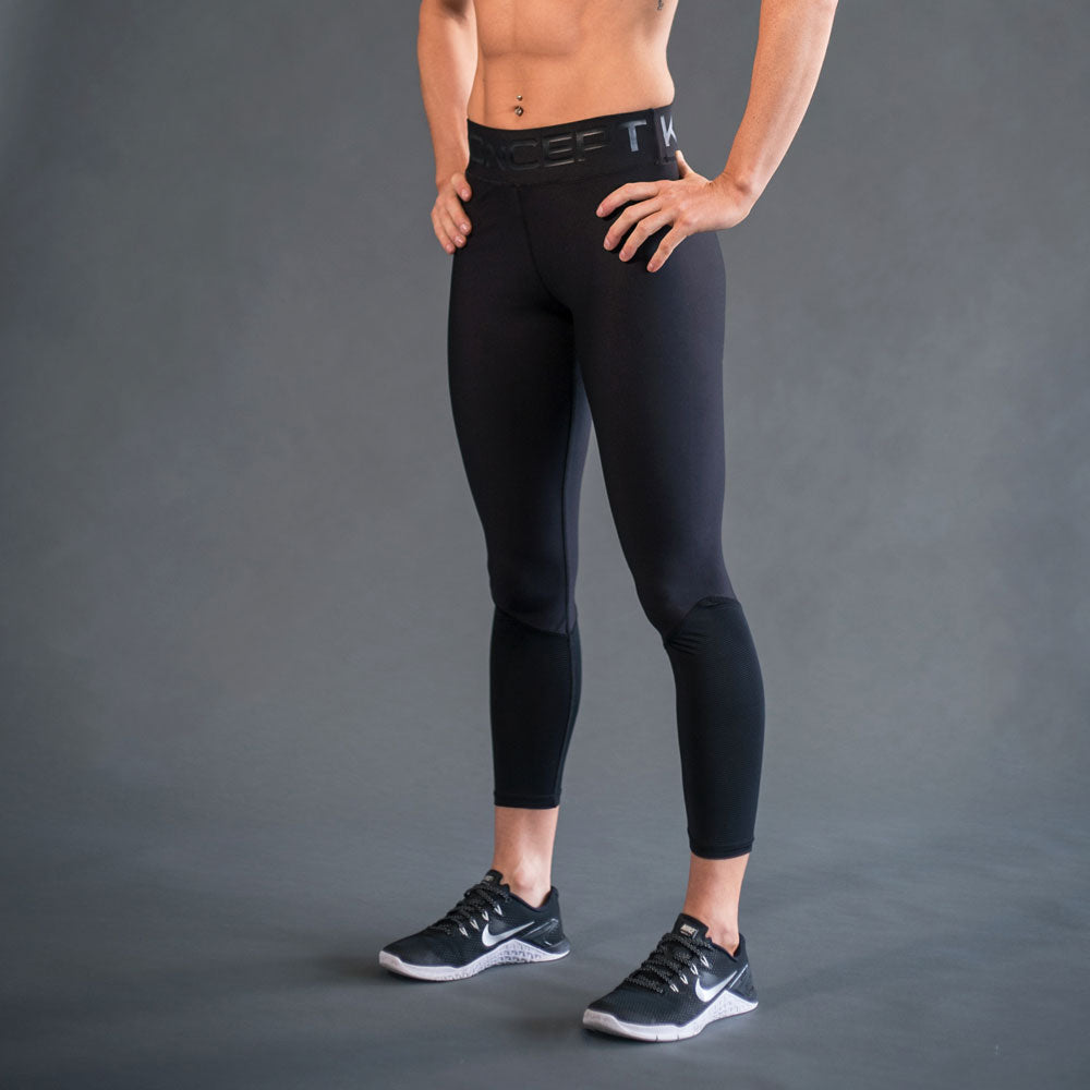 "Signature Mesh 23"" Leggings"