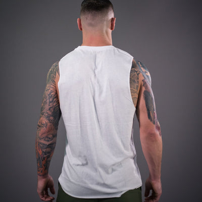The Sleeveless Athlete T