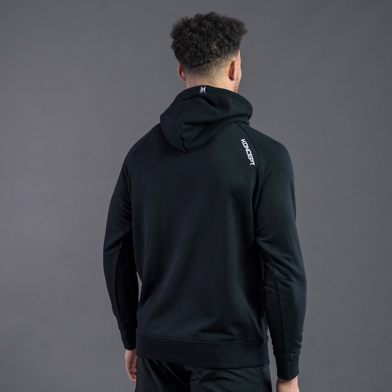 The Men's Solstice Hoody Black