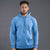 The Men's Solstice Hoody Blue