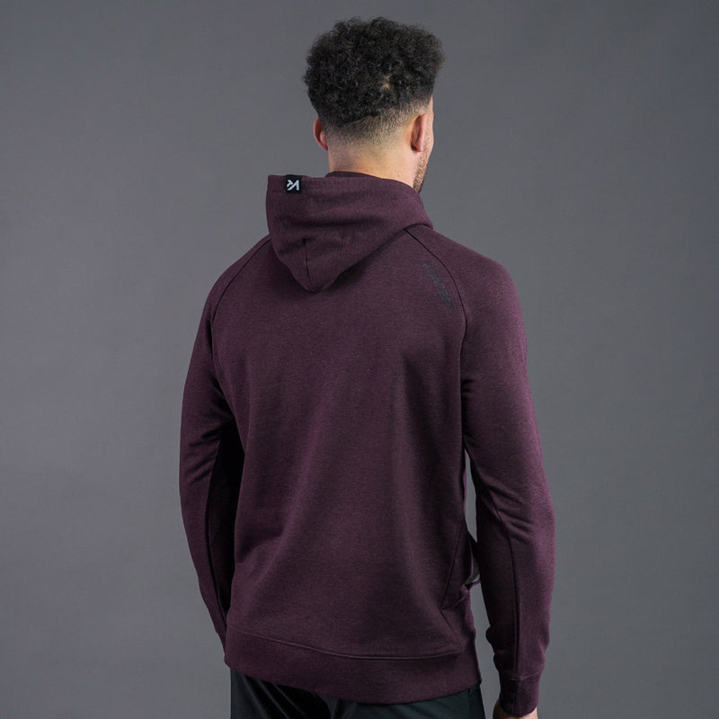 The Men's Solstice Hoody Plum