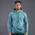 The Men's Solstice Hoody Teal