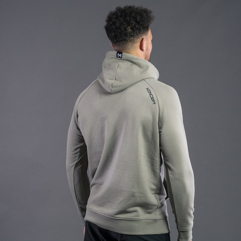 The Men's Solstice Hoody Khaki