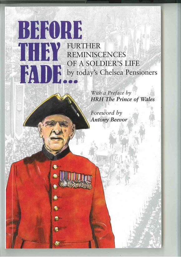 Before They Fade ( Second Edition) Book
