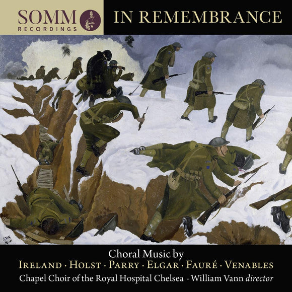 In Remembrance CD