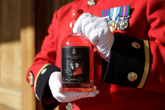 Chelsea Garden Gin - Exclusive to the Chelsea Pensioners
