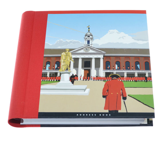 Founder's Day Address Book