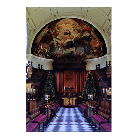 'Chapel', pack of ten Christmas Cards