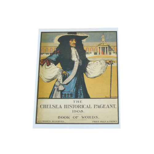 Chelsea Pageant Postcard