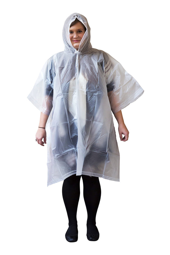 Clear Wet Weather Poncho