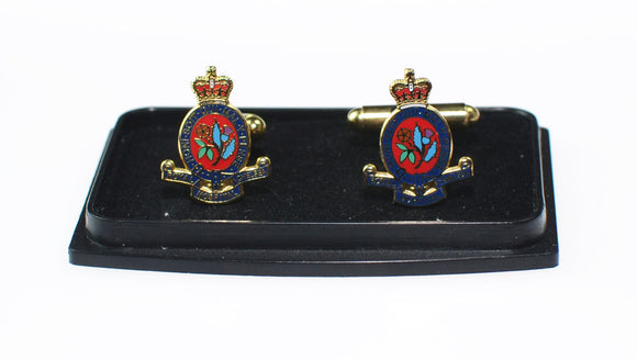 Royal Hospital Chelsea Crest Cufflinks