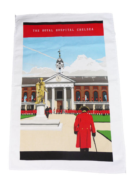 Founder's Day Tea Towel