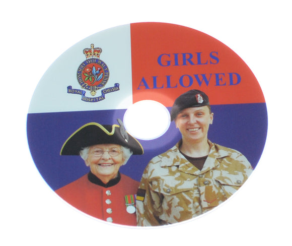 Girls Allowed DVD