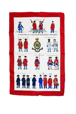 Historical T Towel