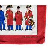 Historical Tea Towel