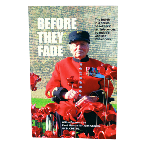 Fourth Edition of Before They Fade