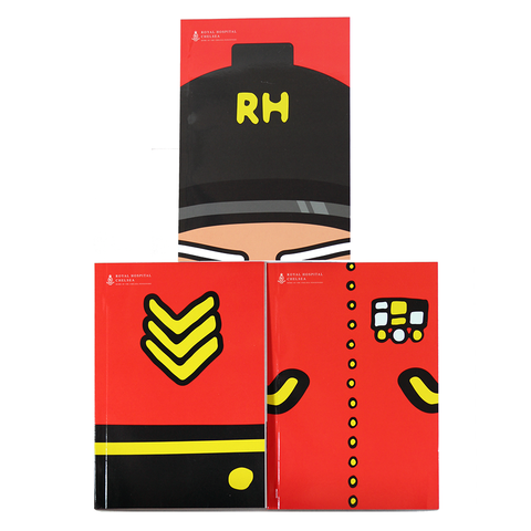 Trio of RHC Notepads