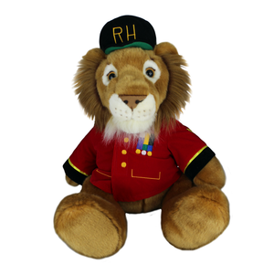 Llywelyn the RHC Lovable Lion