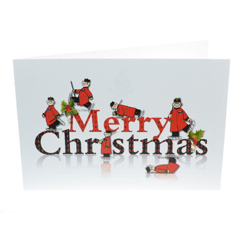 Merry Christmas Christmas Cards (10 pack)