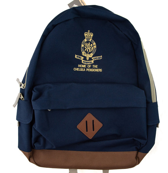 Backpack with Royal Hospital Chelsea Logo