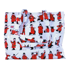 Cartoon Pensioner Shoulder Bag