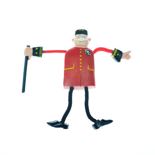 Chelsea Pensioner Stringy Fridge Magnet