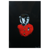 Dave H Remembrance Animal Prints ( Originals also available)