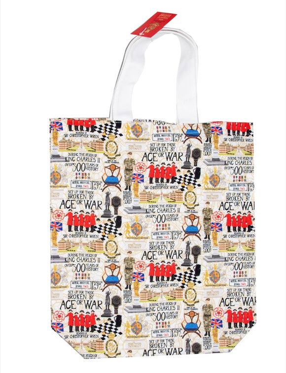 Exclusive Tote Bag (Designed by Esther Johnson)