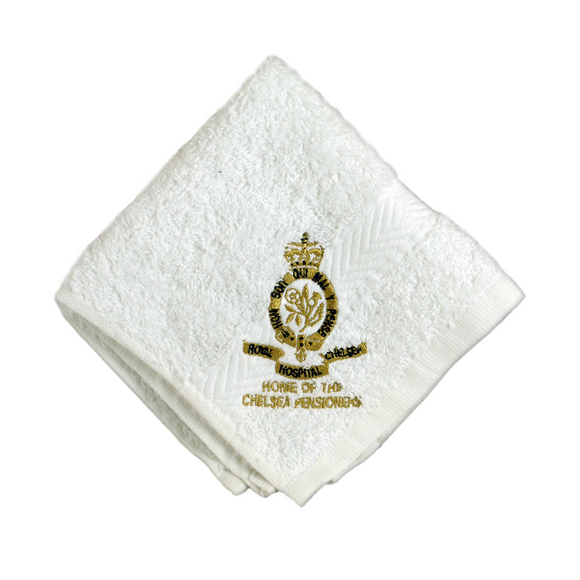RHC Gold Crest Face Cloth