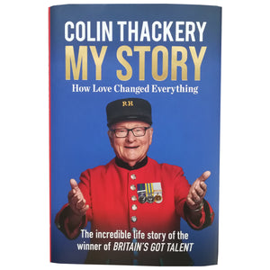 "Colin Thackery ""My Story"" Autobiography Book"
