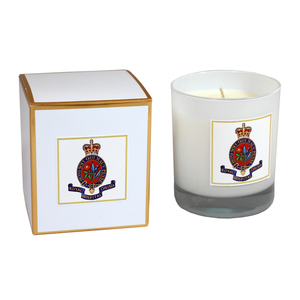 Boxed scented candle - Royal Hospital Crest