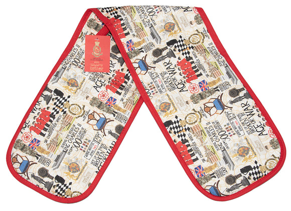 Oven Gloves (Designed by Esther Johnson)
