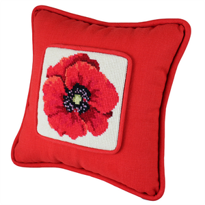Elizabeth Bradley Poppy Cushion