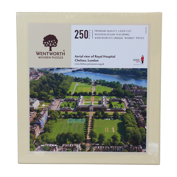 Wentworth Jigsaw Puzzle - Aerial View of the Royal Hospital Chelsea