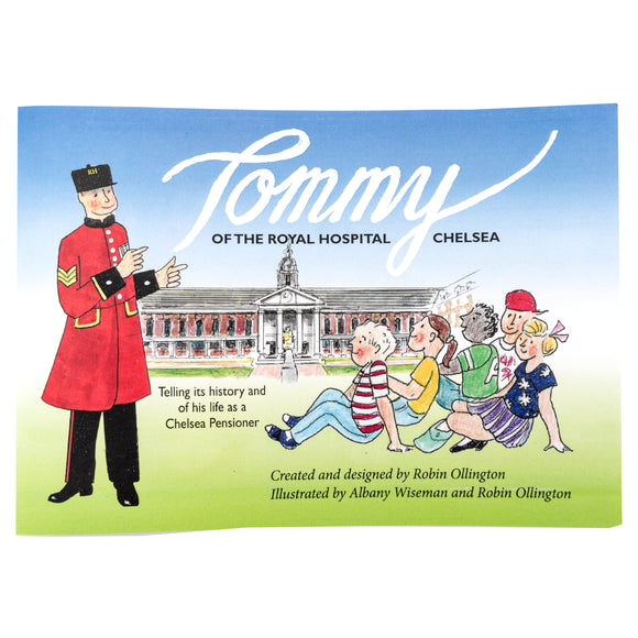 Tommy of the Royal Hospital Chelsea - Paperback Book