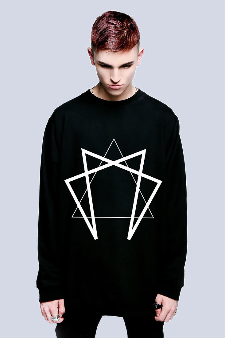 Enneagram Pocket Sweat -1431