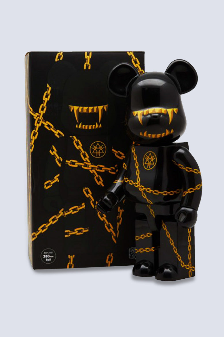 LONG x MISHKA 400% BEARBRICK