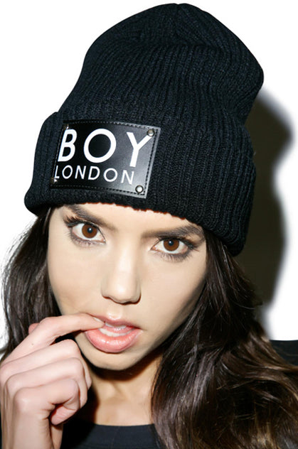 BOY-LONDON-BEANIE
